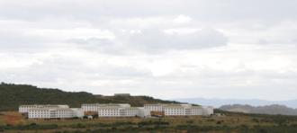 University of Dodoma - Image: UDOM Dormitories