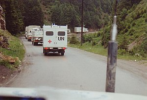 United Nations Security Council Resolution 836 - United Nations humanitarian convoy (1994)