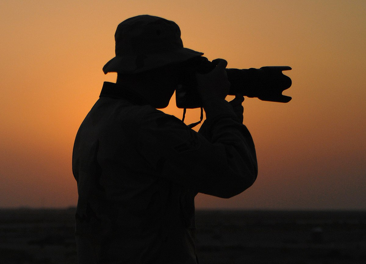 Fotógrafo - Wikipedia, la enciclopedia libre