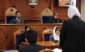Universiti Sains Islam Malaysia - Image: USIM Moot Court