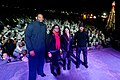 USO Tour Robert Horry, Jordin Sparks, Minka Kelly and Nephew Thomas 111214-D-VO565-016.jpg