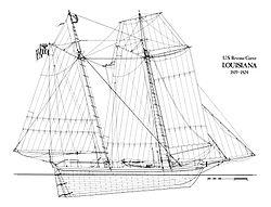 USRC Louisiana (1819-1824)