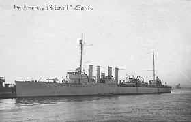 以色列号驱逐舰 (DD-98)