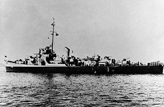 USS <i>Bangust</i> Cannon-class destroyer escort