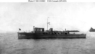 USS <i>Cossack</i> (SP-695)