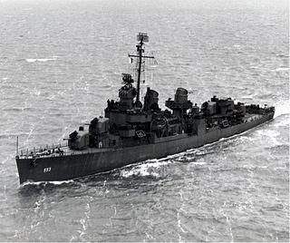 USS <i>John D. Henley</i> (DD-553)