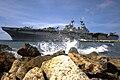 USS Kearsage (LHD 3) visits Netherlands Antilles - 081021-N-9620B-007.jpg