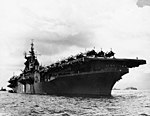 USS Randolph (CV-15) at anchor in the western Pacific in June 1945.jpg