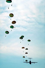 US Army paratroopers Fort Bragg