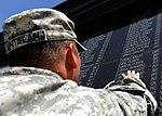 US Army soldier visits Capas National Shrine 130414-F-HL283-216.jpg