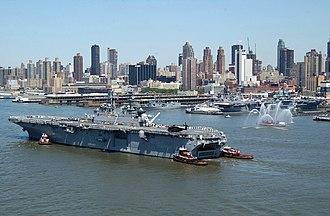 USS Iwo Jima (LHD-7) - USS Iwo Jima