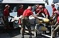 US Navy 030305-N-4655M-003 Aviation Ordnancemen install a GBU-31 Joint Direct Attack Munitions.jpg