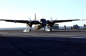 Gringo-Gaucho - Touch-and-go on USS Ronald Reagan