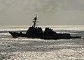 US Navy 080903-N-9134V-023 he guided-missile destroyer USS Roosevelt (DDG 80) transits the Atlantic Ocean.jpg