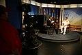 US Navy 110901-N-YM440-004 Rear Adm. Anatolio B. Cruz III is interviewed on the Fox 19 morning show during Cincinnati Navy Week.jpg