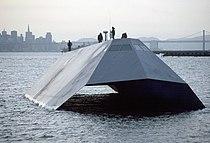 US Navy Sea Shadow stealth craft.jpg