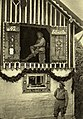Ubikace I. praporu 21. pluku v Darney, vyzdobené k návštěvě presidenta Poincaré.jpg