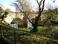 Uffington Bridge - a seventeenth century bridge. - geograph.org.uk - 608241.jpg