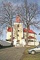 Uhelná Příbram - kostel Archanděla Michaela.jpg