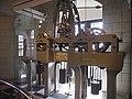 Uhr im Schlossturm(Hausmannsturm).jpg