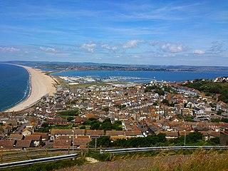Weymouth, Dorset Town in Dorset, England