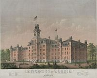 College Of Wooster Wikipedia