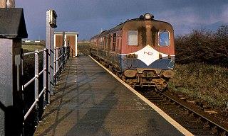 University railway station (Northern Ireland)