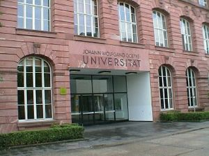 Institute for Social Research - The University of Frankfurt am Main