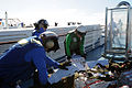Unloading relief supplies on Carnival Splendor 2010-11-09 3.jpg