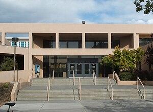 Johnson Gymnasium - Image: Unm johnsoncenter