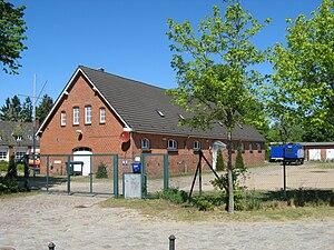 Unterkunft des THW Ortsverband, Rendsburg, Deutschland - 20110508.jpg