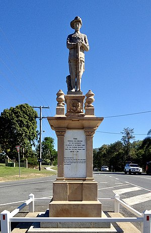 Upper Coomera, Queensland - Upper Coomera War Memorial