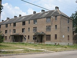 Magnolia housing Projects 2003