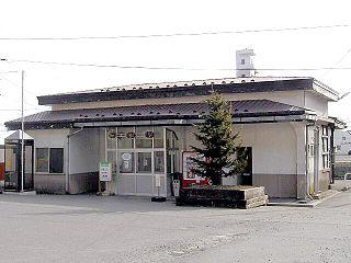 Urakawa Station (Hokkaido) Railway station in Urakawa, Hokkaido, Japan