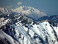 Ushirotateyama Mountains and Mount Tsubakuro from Mount Otensho.JPG