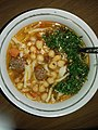 Uzbek and Tajik Chickpea and Laghman soup.jpg