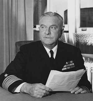 David W. Bagley - VADM David W. Bagley, USN