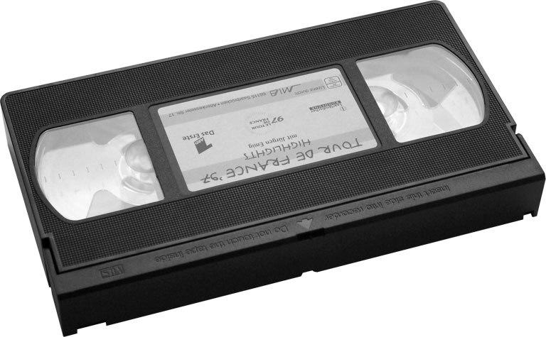 VHS-Kassette 01 KMJ