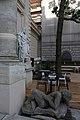 VIS - Vienna Independent Shorts 2014 Künstlerhaus Albrecht Dürer-Statue 1.jpg