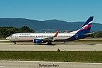 VQ-BWA Boeing B737-8LJ-W B738 - AFL (28595950664).jpg