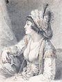 Validé ou la Sultane Mère by Augustin de Saint-Aubin.jpg