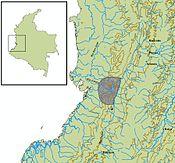 Ubicación geográfica Cultura Yotoco (0-1200)