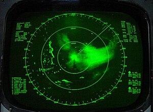 Tropical Storm Vamei - Image: Vamei Radar