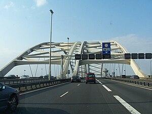 Van Brienenoordbrug - Image: Van Brienoordbrug 2
