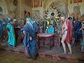 Varallo, Sacra monte, Cappella 34-Pilate washes his hands 04.JPG
