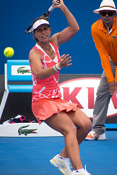 Varvara Lepchenko at the 2013 Australian Open.jpg