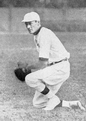 Vaughn Blanchard - Vaughn Blanchard at the 1912 Olympics