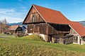 Velden Augsdorf Oberer Kirchenweg 9 Pfarrstadel 24122019 7744.jpg