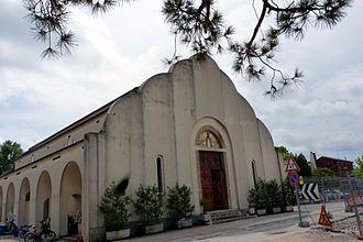 Sant'Erasmo - Image: Venise église de San Erasmo