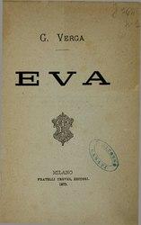 Giovanni Verga: Eva